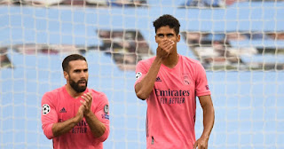 'I am a leader in my own way': Varane ready to take over from Ramos after Manchester City mistakes