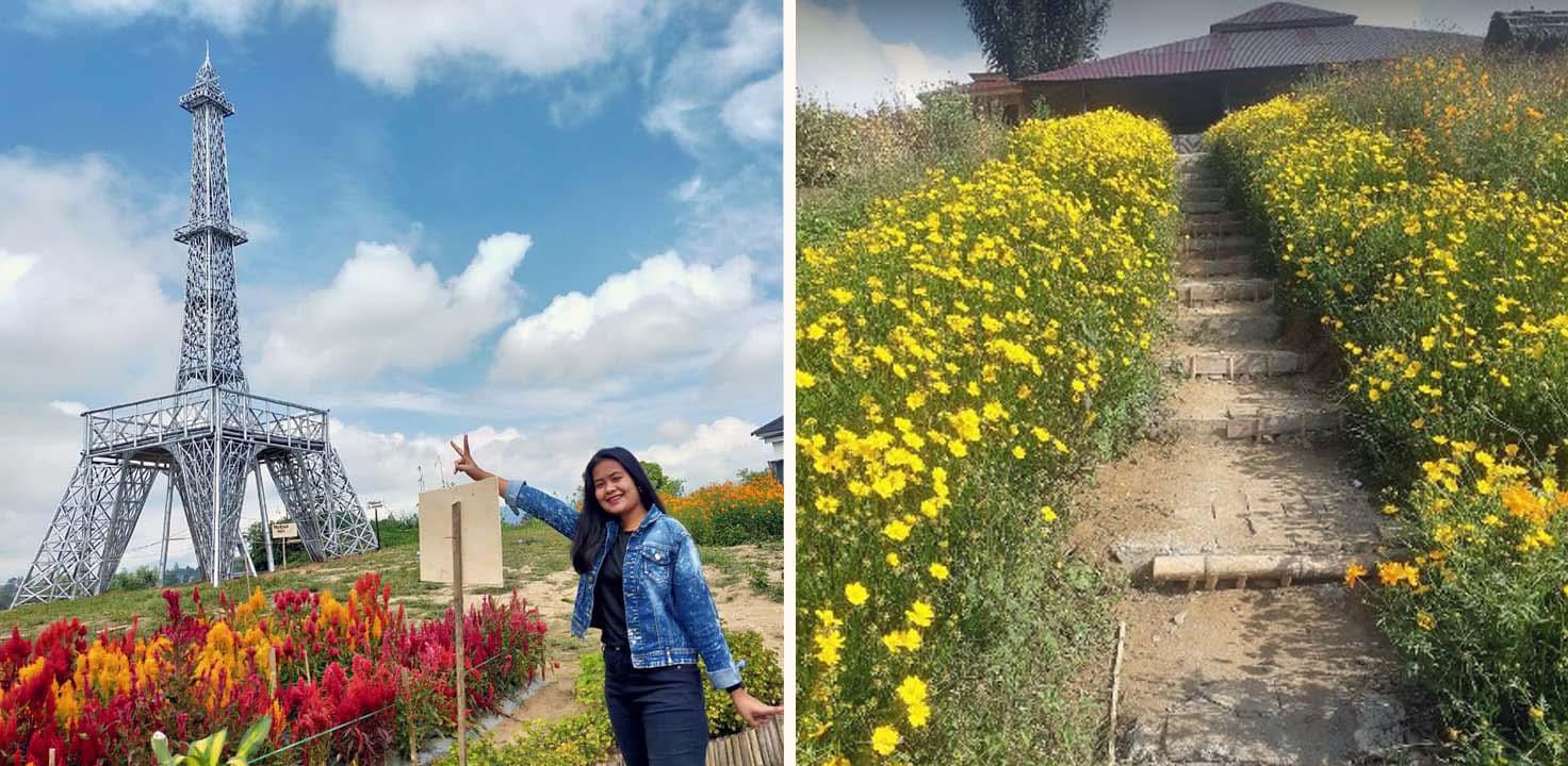 Taman Seribu Bunga Berastagi