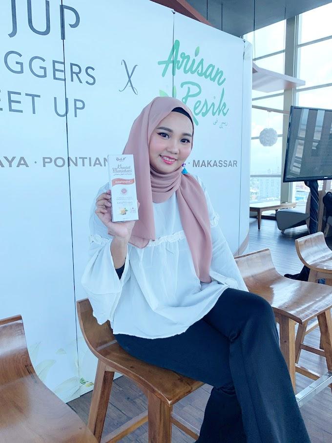 Kunci Keluarga Harmonis Bersama HIJUP X Arisan Resik Makassar 2018