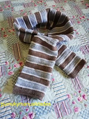 Mini bufanda.