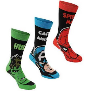 Marvel Socks
