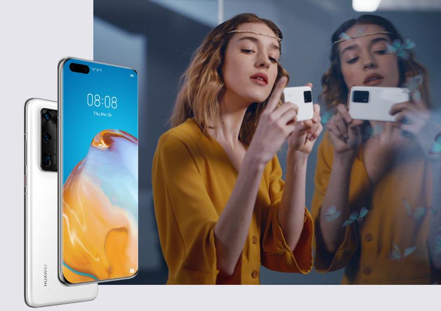 Download sfondi ufficiali nuovi Huawei P40