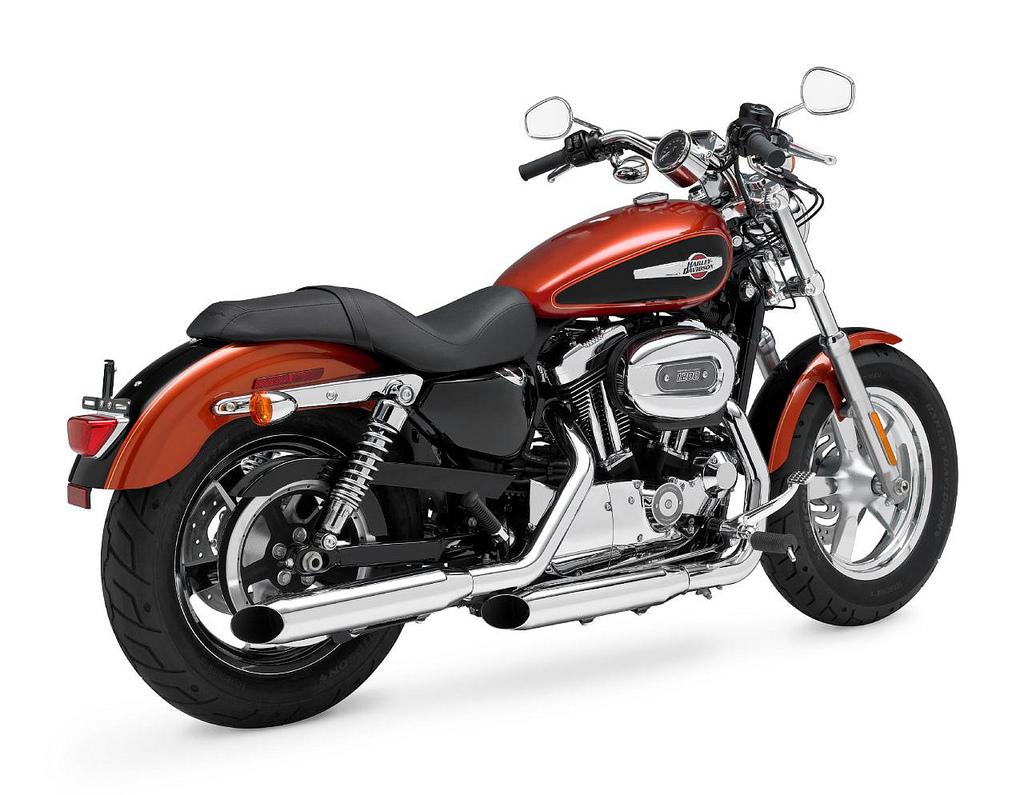 Harley-Davidson Sportster 1200 Custom - Harley Davidson ...