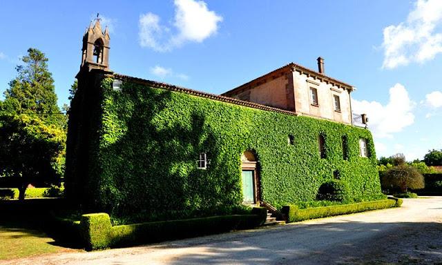 Un pazo bonito y con encanto para celebrar vuestra boda en A Coruña