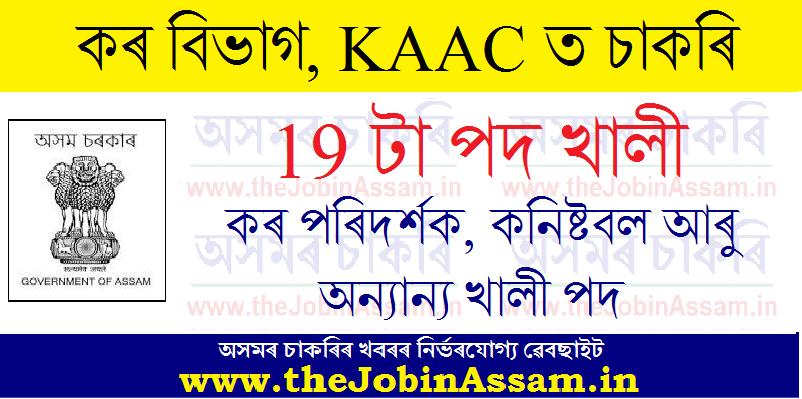 Karbi Anglong Autonomous Council (KAAC), Diphu