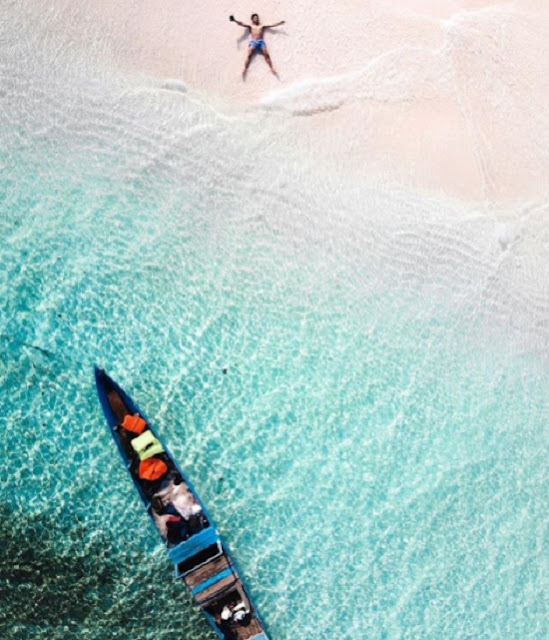Pulau Meko Nusa Tenggara Timut
