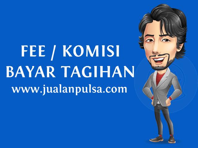 Daftar Fee Bayar Tagihan Online PPOB Terlengkap & Tiket Murah JualanPulsa.com