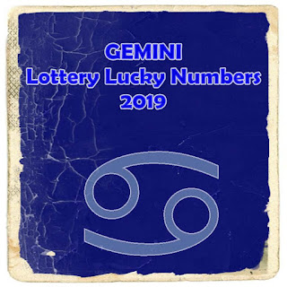 GEMINI Lottery Lucky Numbers 2019 Powerball, Mega Millions and Lotto America