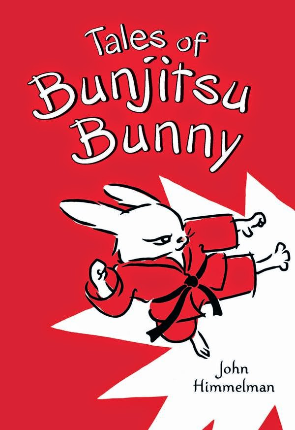 Tales of Bunjitzu Bunny by John Himmelman book cover