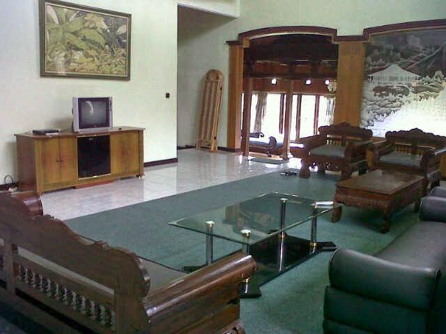 Ruang Tengah Villa