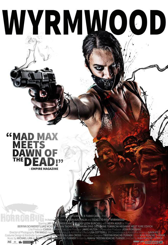 Wyrmwood: Road of the Dead (2014) แมดแบร์รี่ ถล่มซอมบี้ ผีแก๊สโซฮอล์ [ซับไทย]