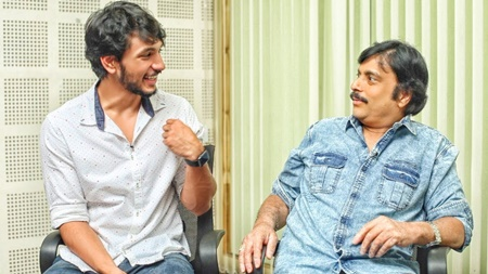 Father & Son Non Stop Troll! Actor Karthik, Son Gautham Karthik's Combo Fun Interview!