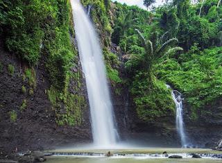 Air Terjun Songgolangit Jepara