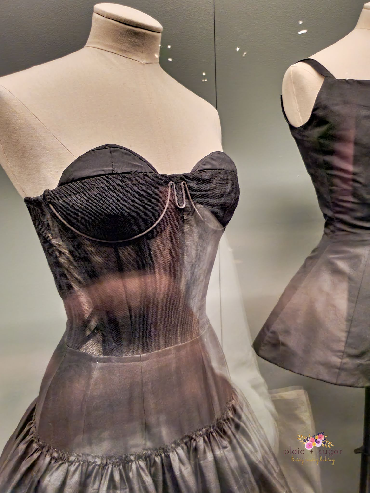 The Dior Exhibit at The McCord Museum