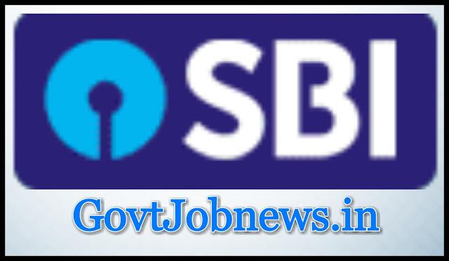 sbi bank job vacancy 2019