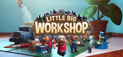 Little Big Workshop-GOG