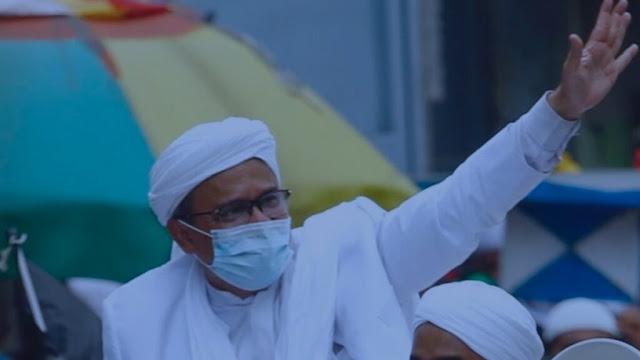 Habib Rizieq Melakukan Perlawanan Selama Hayat di Kandung Badan