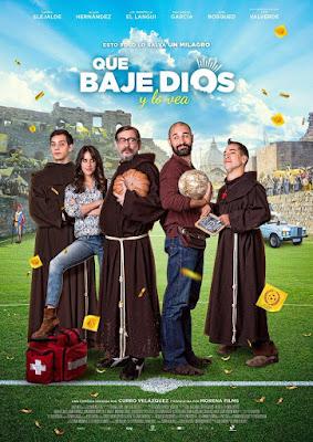 Que Baje Dios y Lo Vea 2018 Custom HD Spanish 5.1