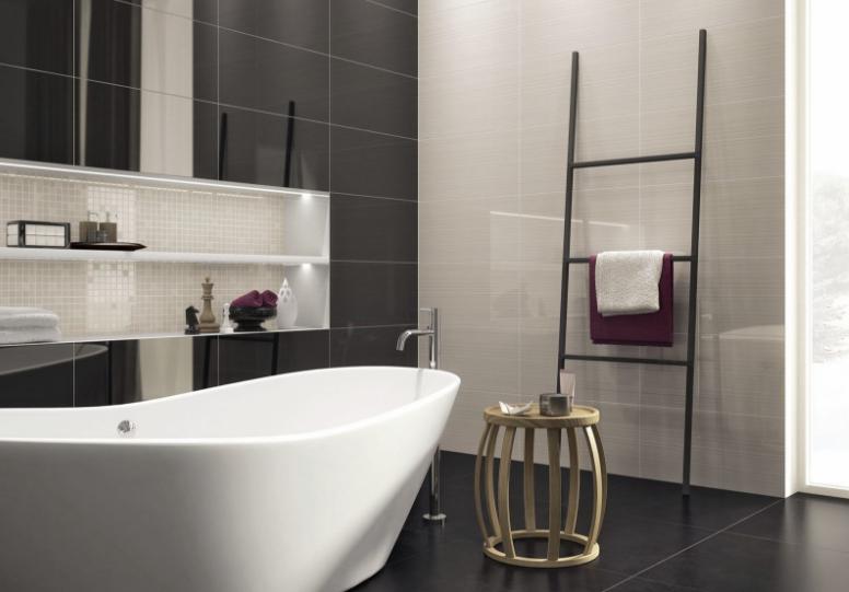 Motif Keramik dinding kamar mandi minimalis ukuran luas terbaru dan terpopuler