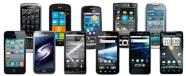 Kenyan mobile phones