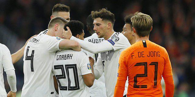 Prediksi Jerman vs Belanda Kualifikasi Euro 2020