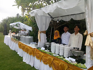 Indo Kitchen Catering Bali Wedding Villa Phalosa