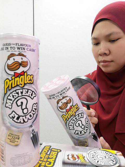 Teka PerisaMisteri Kerepek Pringles Untuk Hadiah Tunai RM200,000! Cabar Citarasa anda dengan perisa misteri serba baharu edisi Terhad
