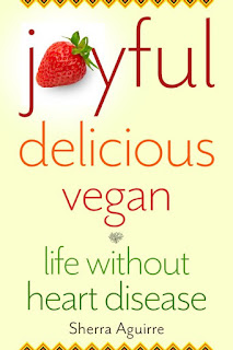 #NewBook #DebutAuthor #2021Books Spotlight on New Book Debut Author Sherra Aguirre #joyfuldeliciousvegan #cooking #cookbook #vegan #weneeddiversebooks