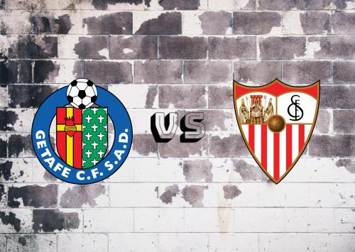Getafe vs Sevilla  Resumen