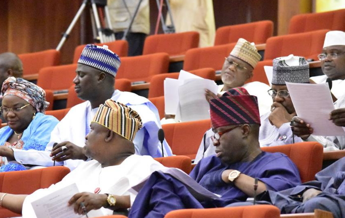 nigerian senators earn more than trump