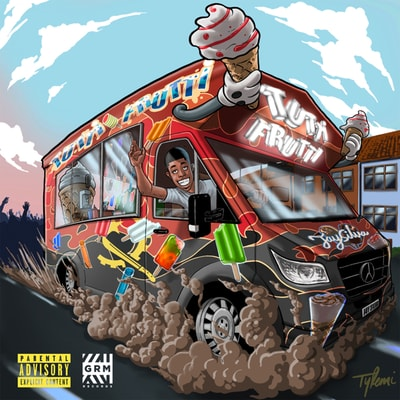 Jay Silva - Tutti Fruitti (2019) - Album Download, Itunes Cover, Official Cover, Album CD Cover Art, Tracklist, 320KBPS, Zip album