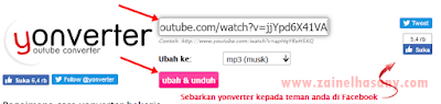 video youtube menajadi mp3