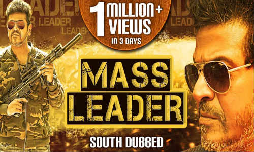 Mass Leader 2017 HDRip 350MB Hindi Dubbed 480p Watch online Full Movie Download bolly4u