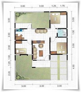 50 Desain Rumah Mungil Dengan Halaman Luas HD Terbaru