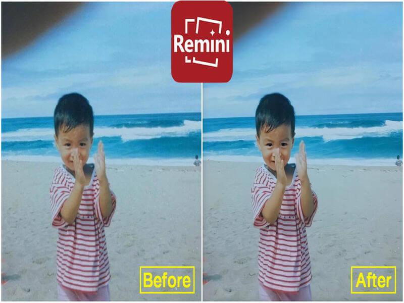 Remini-Blur
