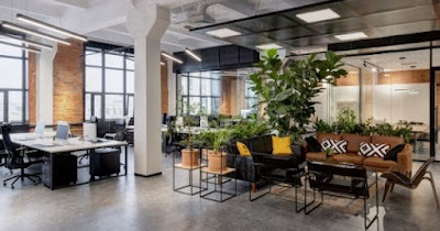 Ways To Incorporate Contemporary Office Design Concepts