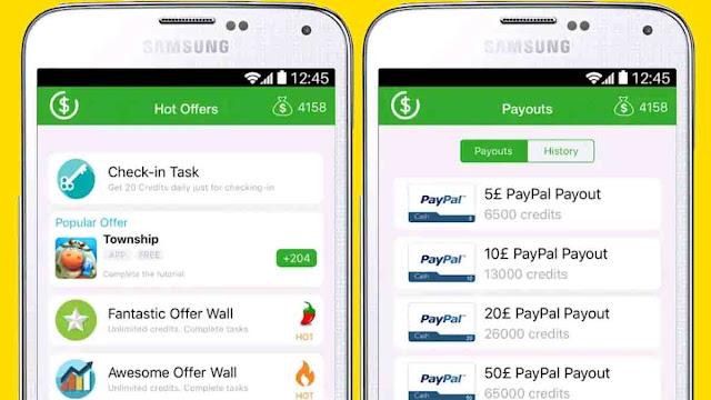 Cash App Apk Penghasil Uang