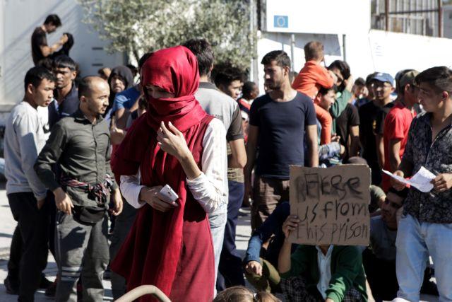 """Διπλάσιες οι αφίξεις ¨""""προσφύγων τον Δεκέμβριο του 2019 σε σχέση το 2018"""