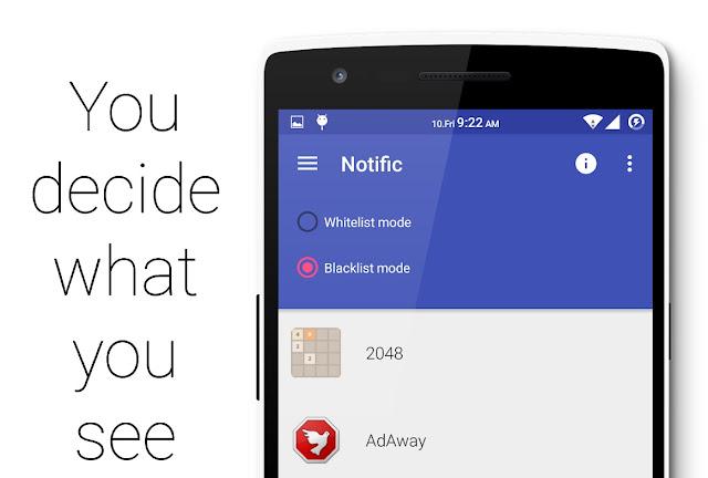 Notific pro lockscreen notification app