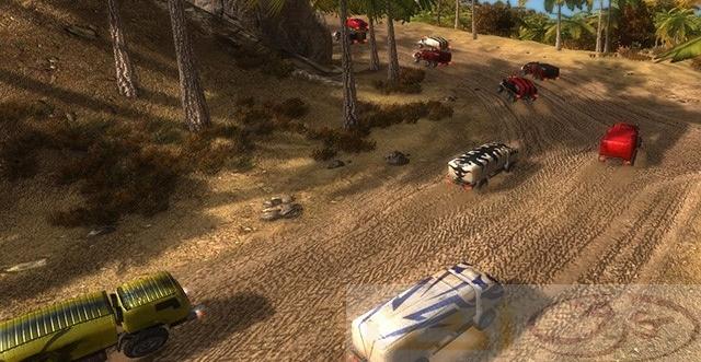 تحميل لعبة سباق الشاحنات الضخمة Hard Ride برابط مباشر