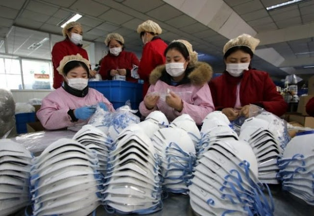 100,000 masks from China aiming Italy end up mistakenly in the Czech Republic