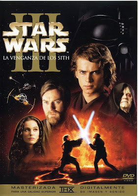 Star Wars: Episode III – Revenge of the Sith [2005] [DVDR] [R1] [NTSC] [Latino]