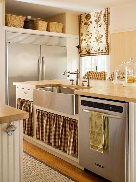 Как убрать кухню за 5 шагов: моя система наведения порядка