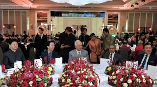 Najib: Jumlah dagangan Malaysia-China sebanyak AS$96.3 bilion pada 2017