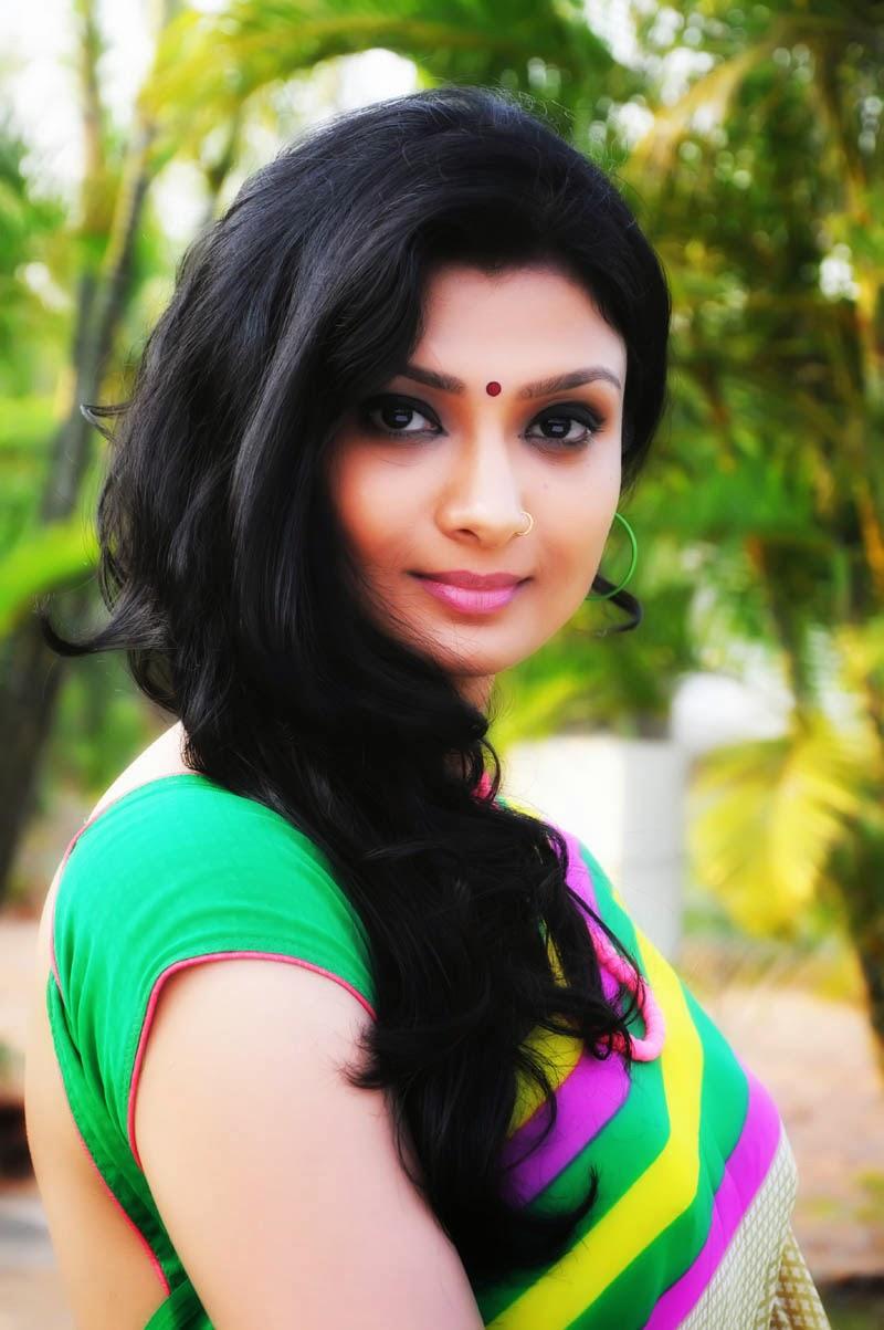 Preethi Shankar Latest Cute Looking Photo Shoot Gallery
