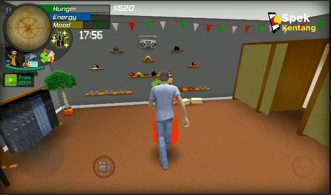 Big City Life Simulator