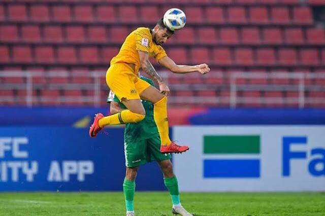 Video U23 Australia 1-1 U23 Bahrain: Tuyệt phẩm đá phạt, xuất sắc ngôi đầu