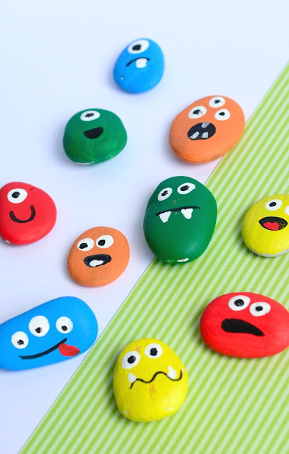 Easy Rock Painting