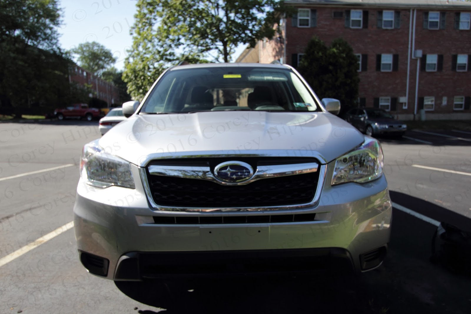 Mooncaller Cars: Test Drive, 2016 Subaru Forester 2 5i
