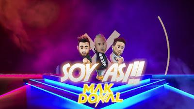SONIDO DE LA COSTA FT MAK DONAL - SOY ASI